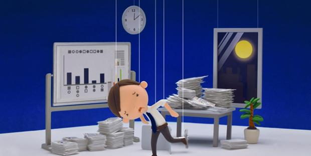 保険営業マンのノルマや残業の実態